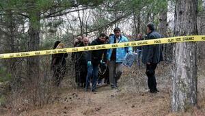 Kayıp kadının cesedi merisede ağaca asılı bulundu