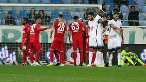 Çaykur Rizespor 1-2 Antalyaspor / MAÇIN ÖZETİ