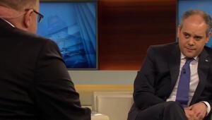 Bakan Kılıç Alman televizyonuna konuştu