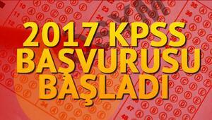 KPSS başvurusu nasıl yapılır KPSS başvurusu yapacaklar bunlara dikkat