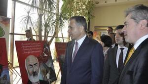 Gaziantepte, İstiklal Marşının kabulü kutlandı