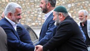 Hüda-Par Genel başkanı Zekeriya Yapıcıoğlu Bitlis'te