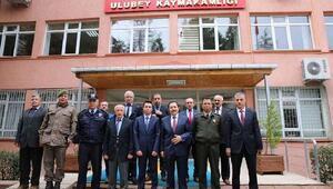 Vali Balkanlıoğlu ilçeleri ziyaret ediyor