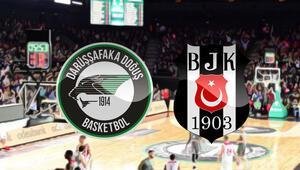 Beşiktaş Sompo Japan Darüşşafaka Doğuş maçı bu akşam saat kaçta hangi kanalda canlı olarak yayınlanacak