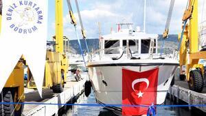 Deniz ambulansı Yaşam törenle hizmete alındı