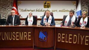 Yunusemre Belediyesi, Bosna Hersekli kadınları ağırladı