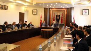 Ispartada seçim güvenliği toplantısı