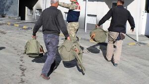 Kafeslerdeki kekliklerle ava 4 bin 700 lira ceza