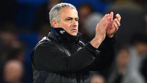 Mourinho: Hain dedikleri kişi bir numara