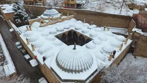Nevşehir kar altında