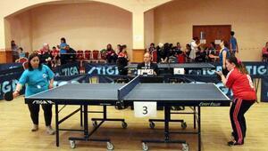 Özel Sporcular Türkiye Masa Tenisi Şampiyonası başladı