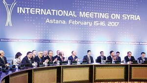 Astana'da muhalefetsiz toplantı