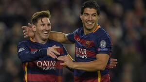 Messi ve Suarezden flaş tuvalet açıklaması