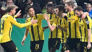 Dortmund, ikinci yarıda coştu