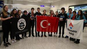 Türk mucitler ABD'den ilham veren mühendislik ödülü ile döndü