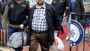 FETÖden gözaltına alınan Sahil Güvenlik Karadeniz Bölge Komutanı adliyeye sevk edildi