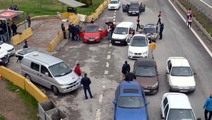 İstanbulda yaklaşık bin polisin katıldığı Kurt Kapanı 1 operasyonu