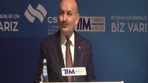 Mehmet Müezzinoğlu: 2017 Aralık sonu itibariyle işsizlik rakamları yüzde 10un altına mutlaka inecektir