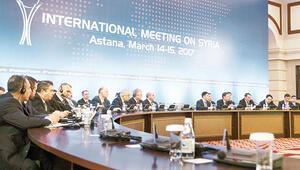 Astana sürecine İran da garantör