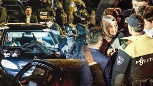 Türkiye Hollandadaki diplomatik skandalı BMye taşıdı