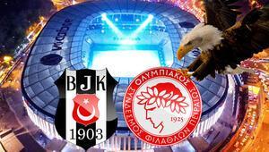 Beşiktaş Olympiakos UEFA maçı saat kaçta hangi kanalda şifresiz mi yayınlanacak