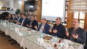 Başkan Özdemir, Cumhurbaşkanlığı Hükümet sistemini anlattı