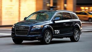 Audi merkezine baskın düzenlendi