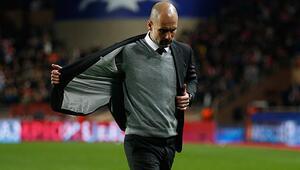 Guardiola, Manchester City tarihine kara leke sürdü