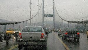 Meteoroloji açıkladı: İstanbulda yağmur Ankarada soğuk