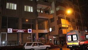 Yurtta alkol alan öğrenci hastaneye kaldırıldı