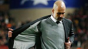 Avrupa'daki 100. karşılaşması Guardiola'ya şans getirmedi