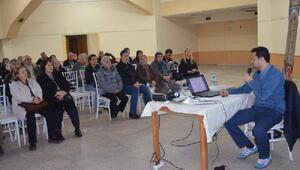 Babaeski'de diyabet semineri