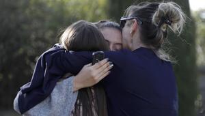 Fransadaki okul saldırısından kareler