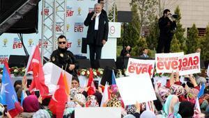 Başbakan Yıldırım: CHP memleketin yalan fabrikası olmuş
