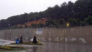 İstanbula kar sürprizi