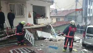 Son dakika: İstanbul Kağıthanede şiddetli patlama korkuttu..