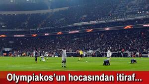 Beşiktaş'ın Olympiakos zaferinin sırrı soyunma odası