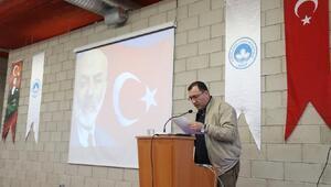 Lüleburgazda Mehmet Akif Ersoy konulu etkinlik gerçekleştirildi