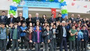 Tekirdağ Büyükşehir Belediyesi 3'ncü okulu tamamladı