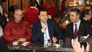 AK Partili Kaya Alsancaktan evet istedi