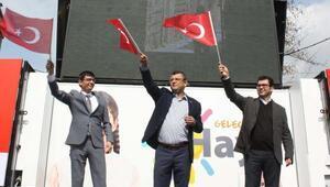 CHPli Özelden 4 puan öndeyiz iddiası