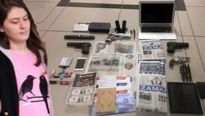 FETÖcü polis müdürünün gözaltına alınan avukat kızının evinden bunlar çıktı
