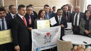 Muş'ta 16 okul Beyaz Bayrak aldı