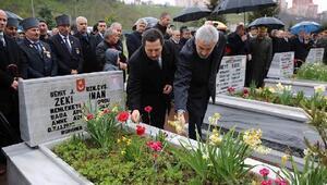 Ordu'da Çanakkale Zaferinin 102nci yıldönümü anıldı