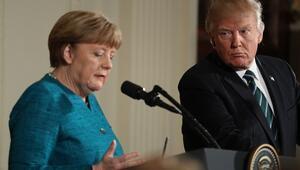 Son dakika haberi... Alman basını Merkeli yerden yere vurdu