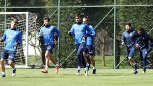Fenerbahçede Kardemir Karabükspor hazırlıkları başladı