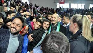 Bakan Soylu: Yaklaşık 700 PKK ve KCKlının şehir bağlantıları gözaltına alındı (3)