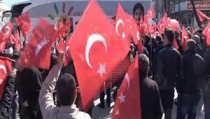 CHPnin Cumhuriyet otobüsü yola çıktı