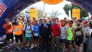 1inci Selçuk Efes Ultra Maratonu yapıldı