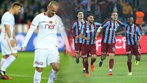 Trabzonspor 2-0 Galatasaray / MAÇIN ÖZETİ